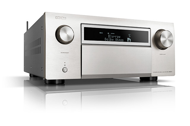 Denon AVC-X8500H 13 canaux d'amplification