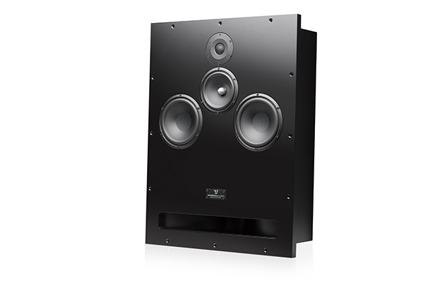 Waterfall Pro Custom LCR500, pour salle home cinema de 35 à 100m2