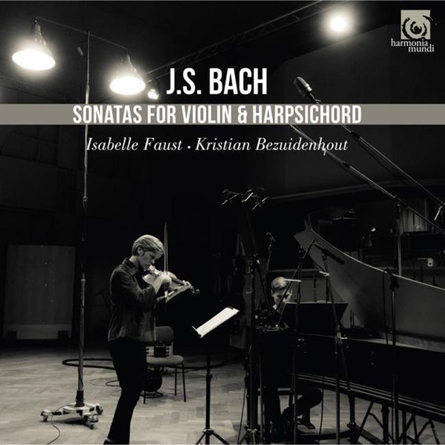 Cd les sonates pour violon et clavecin de j s bach par for Bach musique de chambre