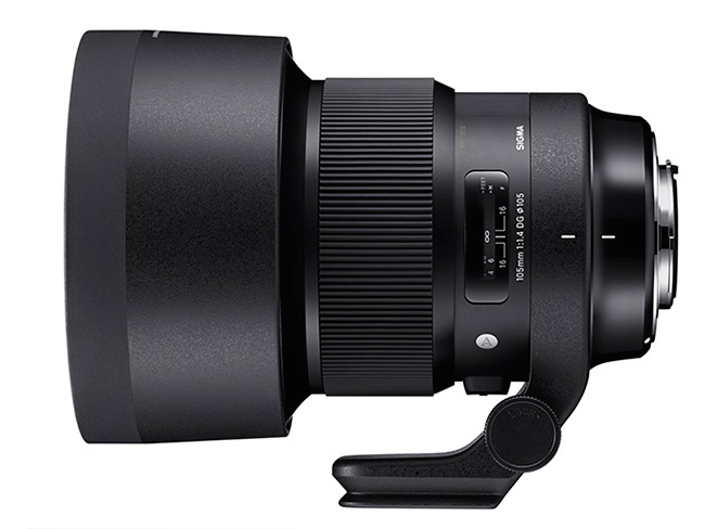 SIGMA 105mm F1.4 DG HSM Art 01