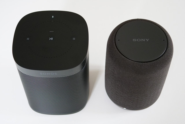 Sony LF S50G Sonos play ONE
