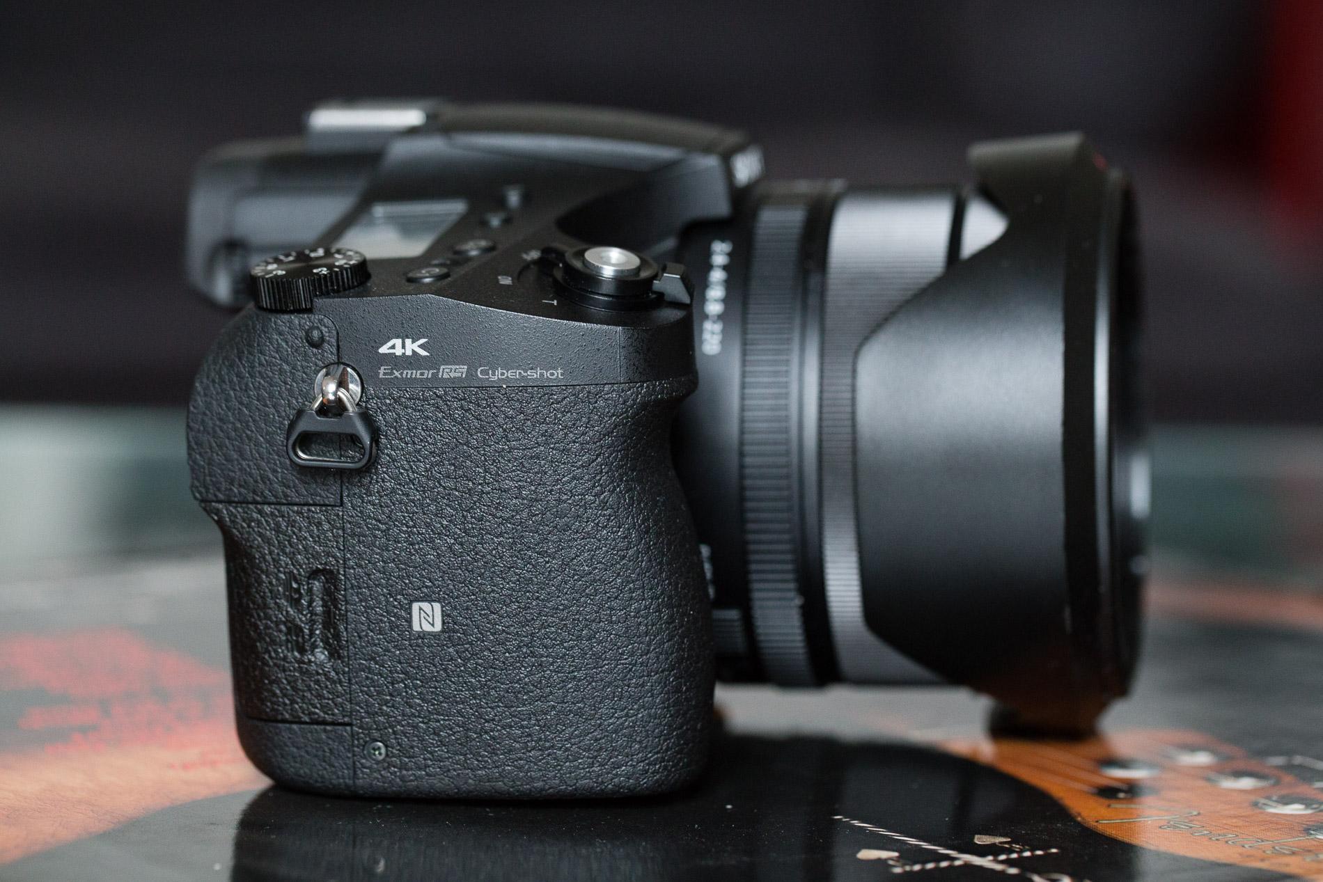 Test Sony RX10 IV : le nec plus ultra de l'appareil photo tout-en-un