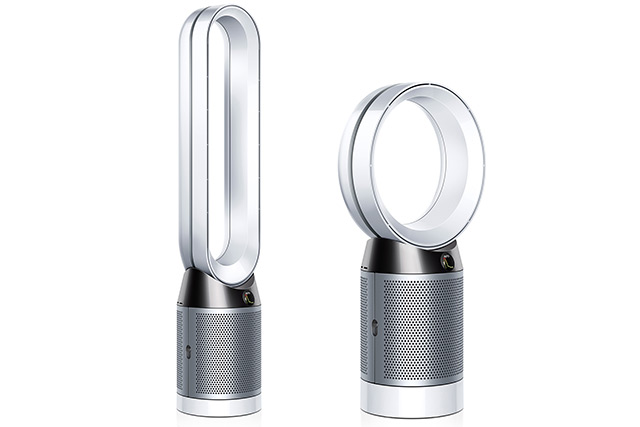 les nouveaux purificateurs d 39 air connect s de dyson gagnent un cran lcd informatif on mag. Black Bedroom Furniture Sets. Home Design Ideas