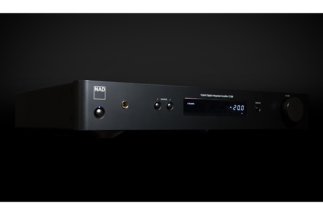 NAD C 328 front