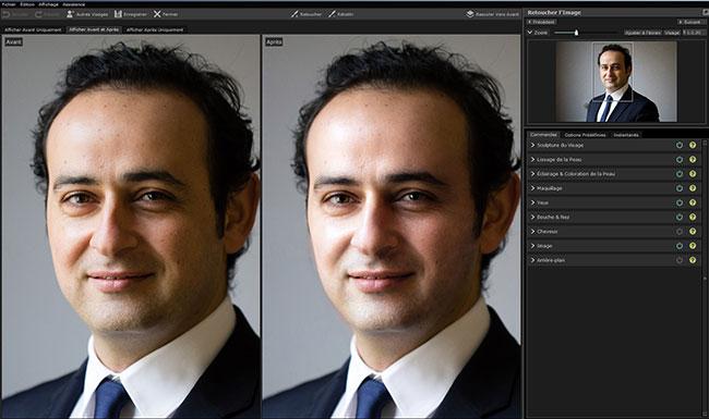 Test Logiciel Portrait Pro 17 La Retouche De Portrait Pour Tous