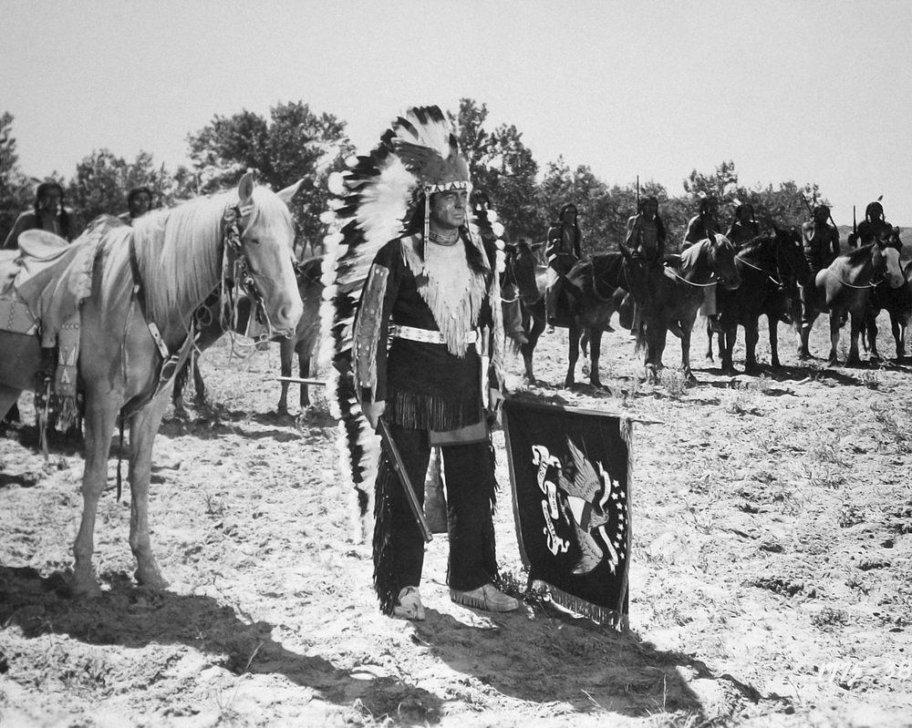 Crazy Horse Le Grand Chef Une Evocation Depourvue De Souffle