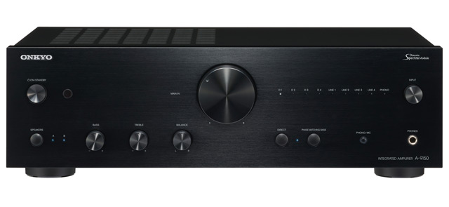 onkyo A 9150 front