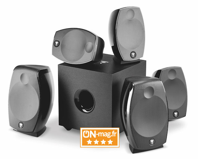 Focal Sib Evo Kit5 1 2 test ON mag