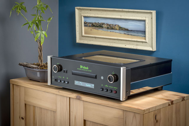 McIntosh MCD600 Table