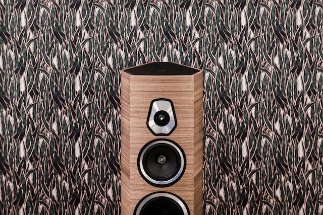 Sonus Faber Sonetto VIII beauty