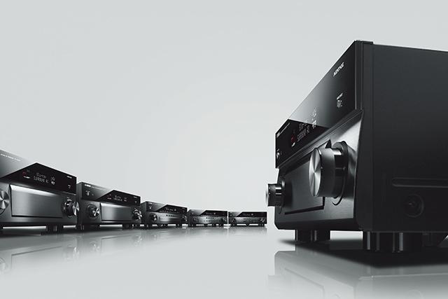 la gamme yamaha aventage rx a80 int gre de l 39 intelligence. Black Bedroom Furniture Sets. Home Design Ideas