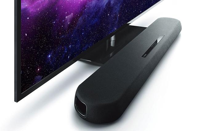 la nouvelle barre de son yamaha yas 108 avec dts virtual x se profile l 39 horizon. Black Bedroom Furniture Sets. Home Design Ideas