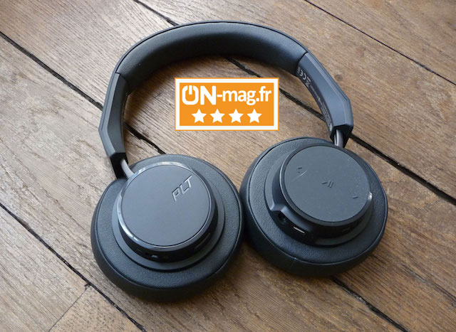 Test Casque Bluetooth Plantronics Backbeat Go 600 La Mue Sopère De