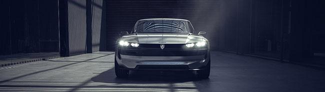 Peugeot E Legend Concept Une Automobile Electrique Autonome