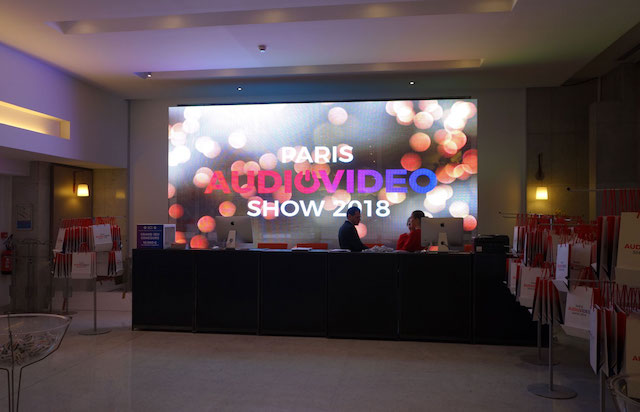 ParisAudioVideoShow 2018 by OnMagFr