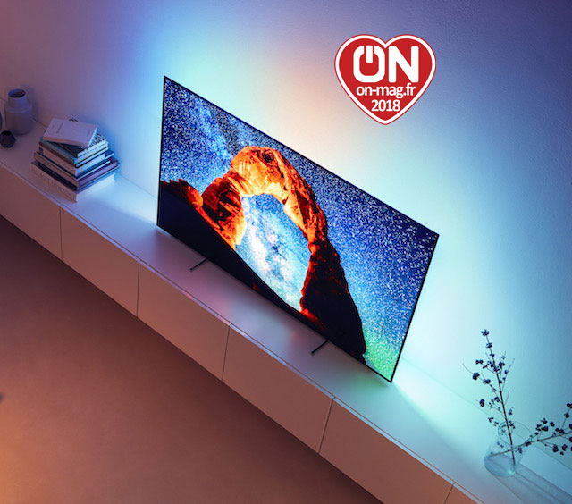 PHILIPS Oled 803 OnMagAward