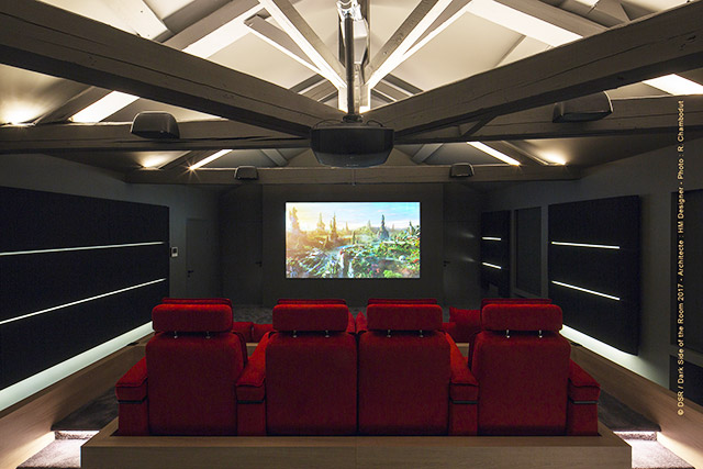 L Installation A V De La Semaine Dolby Atmos Et Salle De