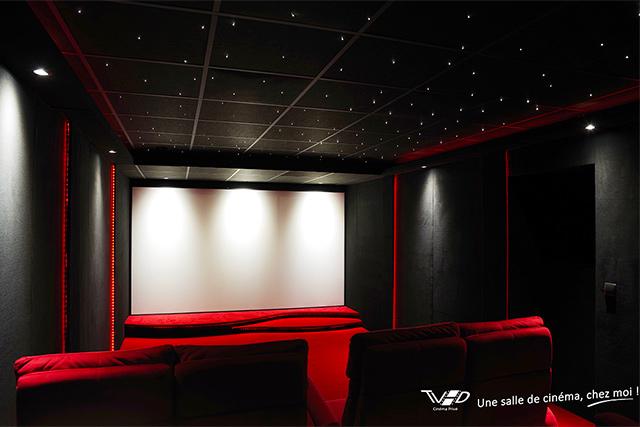 L Installation A V De La Semaine Systeme Home Cinema 7 2 4