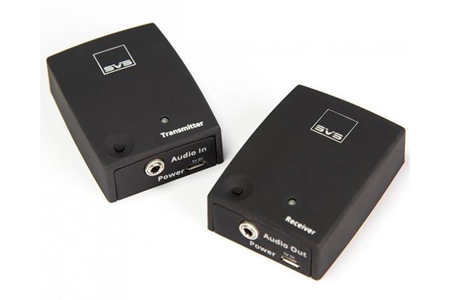 un transmetteur sans fil pour caissons de basses et paires d 39 enceintes amplifi es chez svs on mag. Black Bedroom Furniture Sets. Home Design Ideas