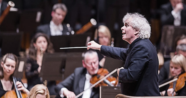 Simon Rattle LSO