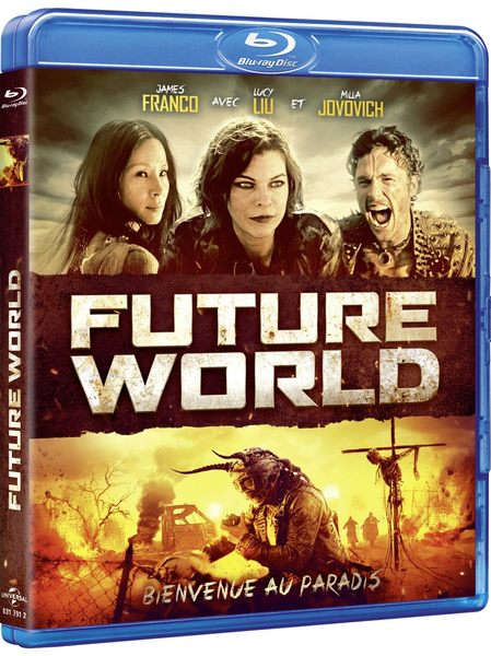 Blu ray Future World