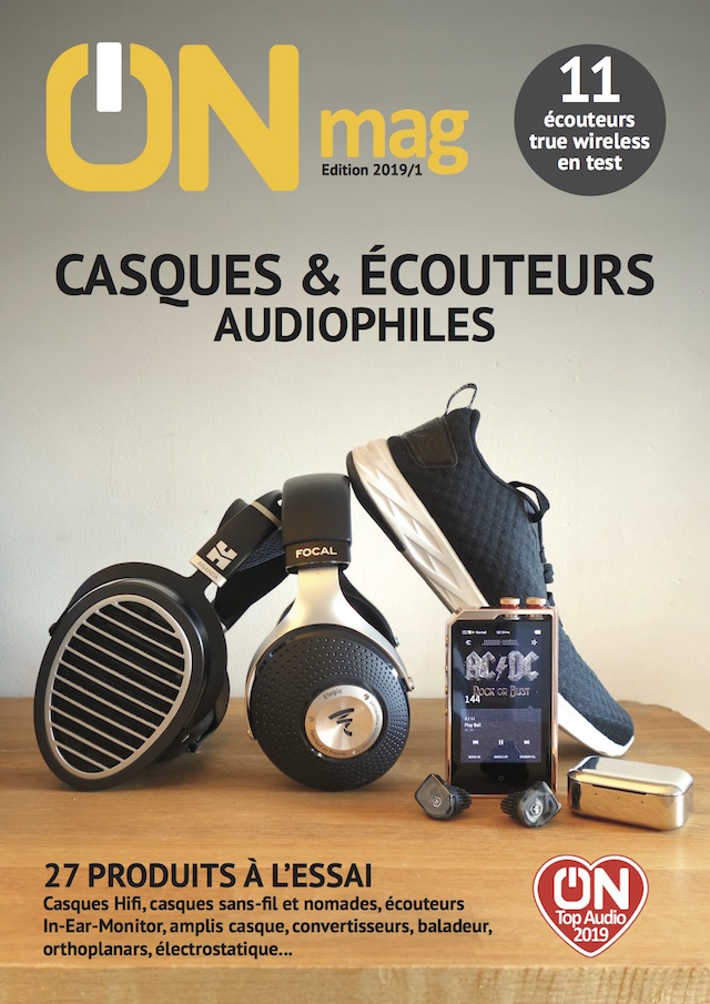 Couv Guide casques ecouteurs audiophiles 2019 by OnMagFR