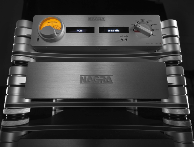 Nagra HD DAC X Dac ON MAG