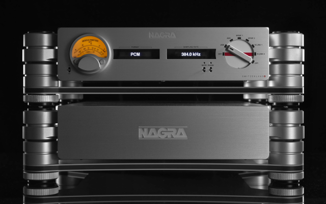 Nagra HD DAC X Dac ON MAG 02