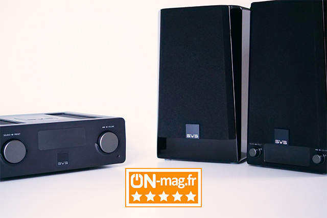 Test amplificateur connecté SVS Prime Wireless SoundBase et enceintes SVS Prime Wireless System : du très gros son en multiroom