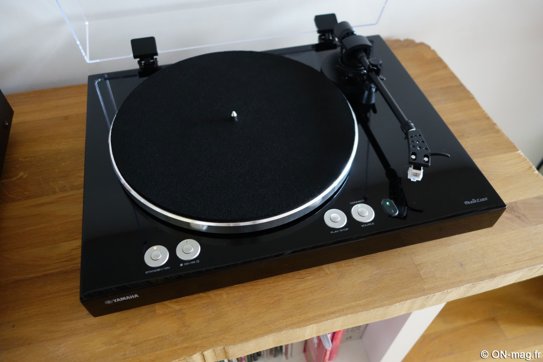 Test Yamaha Musiccast Vinyl 500 Tt N503 à La Fois