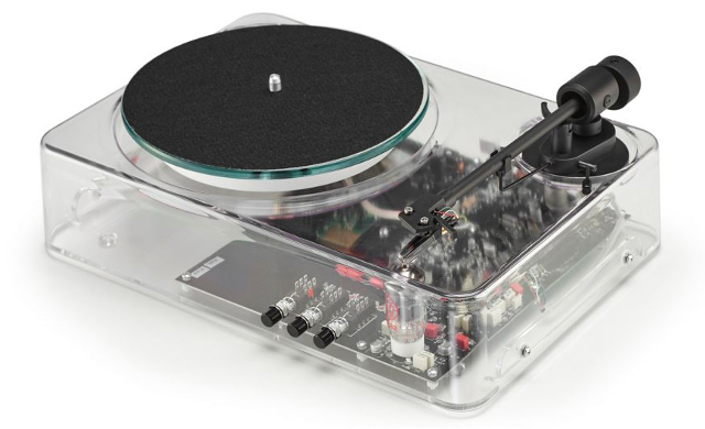 Gearbox automatic platine vinyle Bluetooth Wifi Project