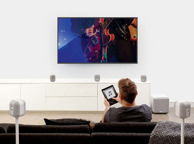 MonitorAudio homecinema einceinte caisson economique 01