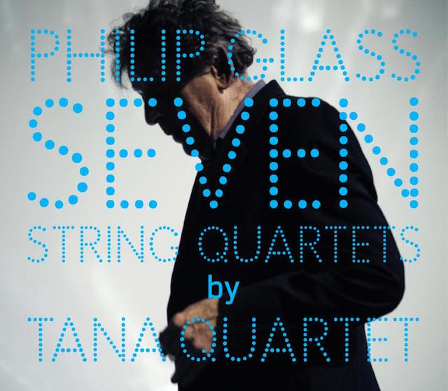philip glass CD String Quartet by Tana