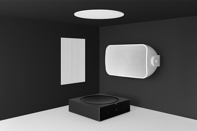 sonos sonance encastrables