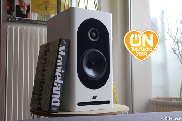 JM Reynaud Lucia ON topaudio Gold Award