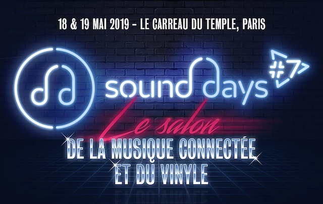 Sound Days no7 18 19 mai 2019 Paris