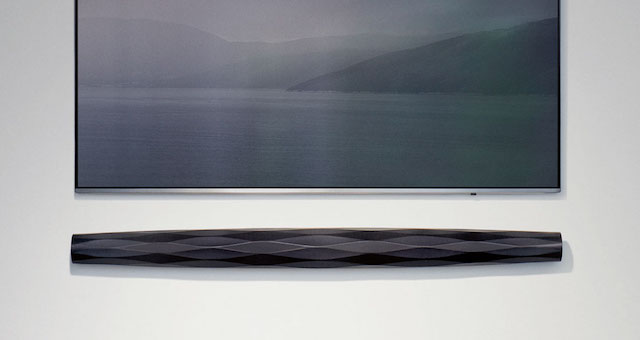 Bowers Wilkins Formation Bar