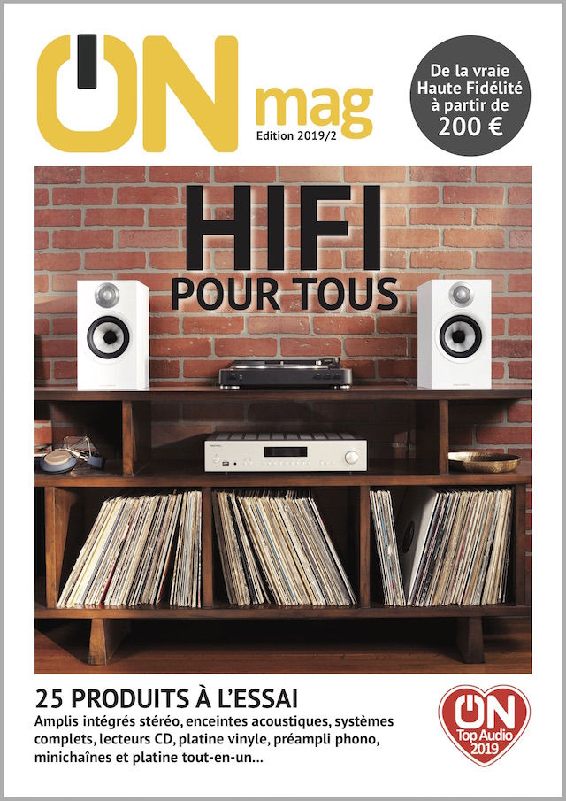 Couv Guide Hifi pour tous 2019 by OnMagFR