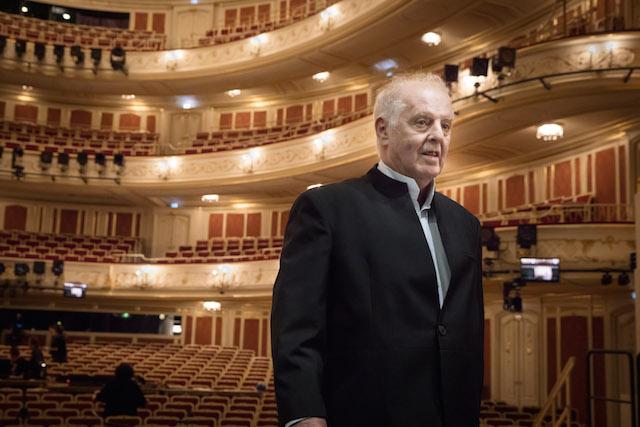 Concert : Daniel Barenboim ouvre ses Festtage berlinoises ...