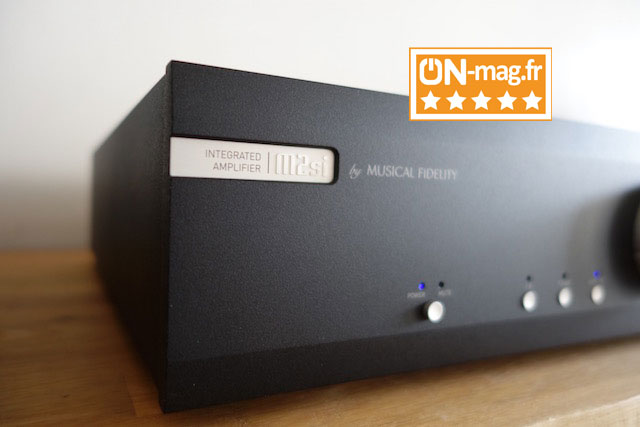 Musical Fidelity M2si test ONmagFR 1