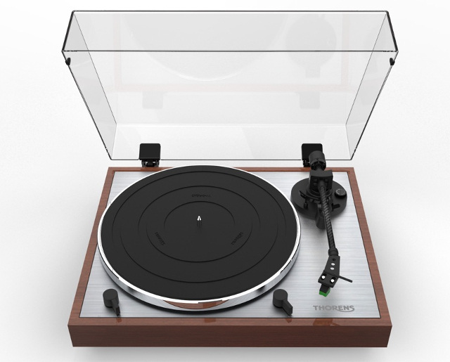 Thorens TD402DD platine vinyle entraînement direct audiophile High End 2019 01 bis