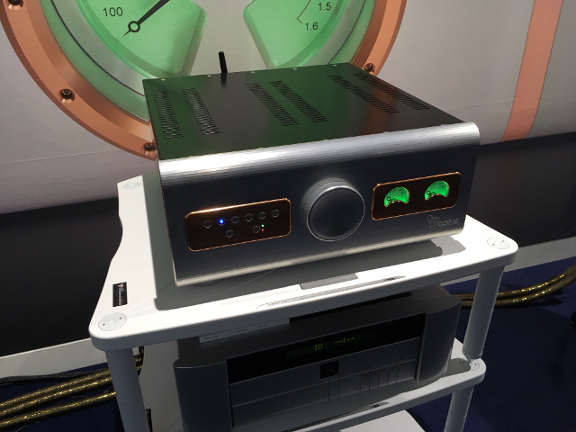 Dan Dagostino Progression Integrated ampli integre ultra highend 2019 artisanal 02