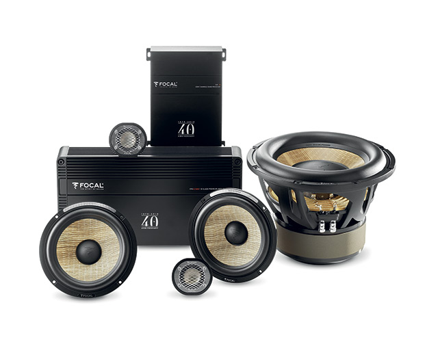Focal F40th kit