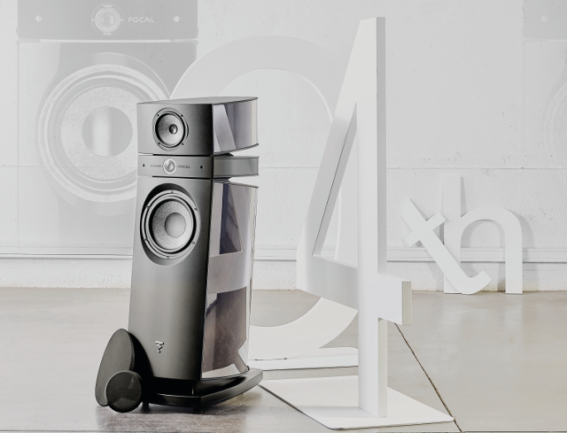 Focal Utopia Scala enceinte Hifi HIghEnd 2019 40ans