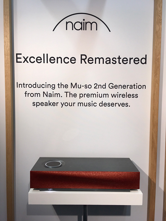 Naim Mu so 2nd Generation on mag