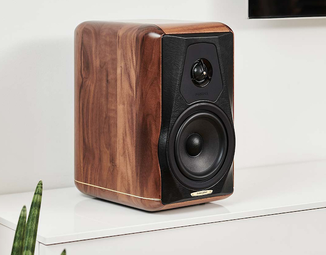 Sonus Faber minima amatorII intro