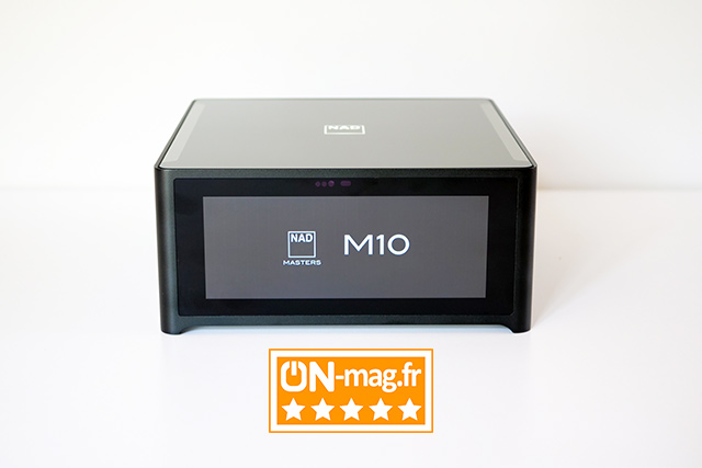 Test Review Nad M10 BluOS