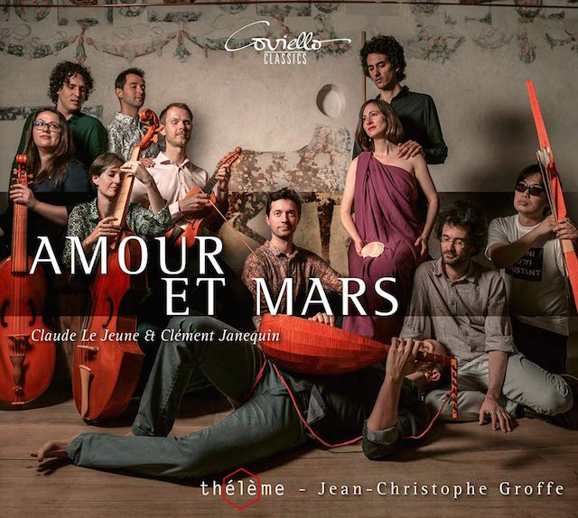 Amour et mars Theleme