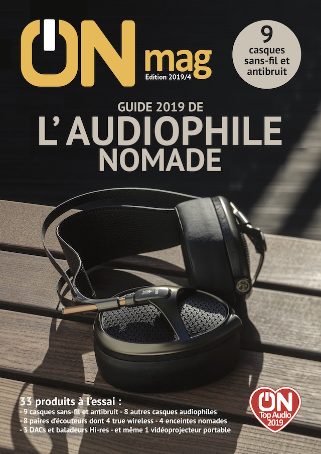 Couv Guide Audiophile Nomade 2019