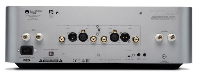 cambridge audio edge w 2